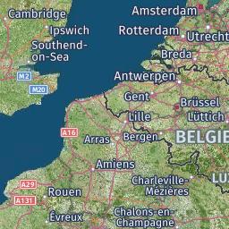 Niederschlagsradar Google Maps - Regen Google Maps Deutschland ... on